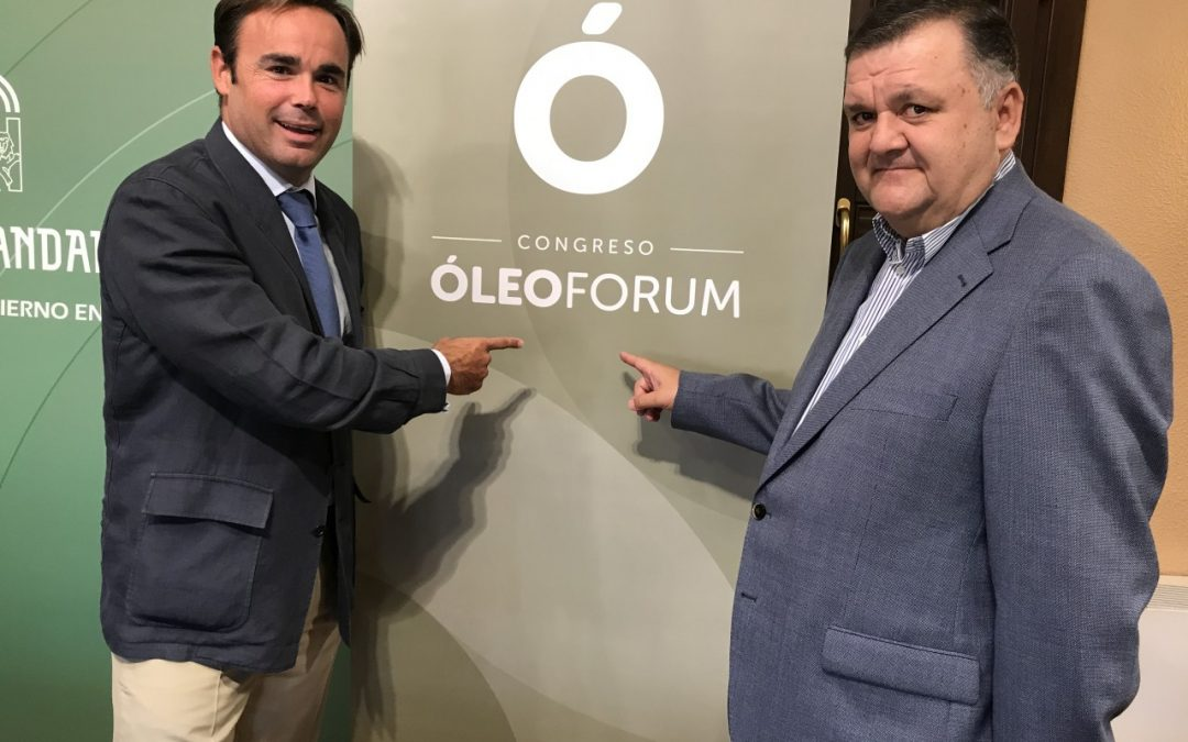 Córdoba acoge el II Congreso Nacional Aceite Oliva Óleoforum