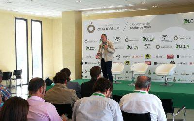 Óleoforum en su segundo encuentro reúne a 250 empresarios y especialistas del sector oleícola.